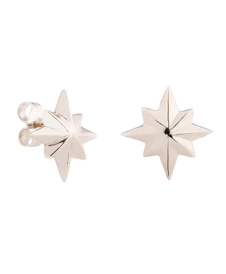 star_earring_silver